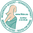 Certification FKT Prüfsiegel